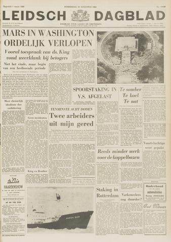 Leidsch Dagblad 1963-08-29