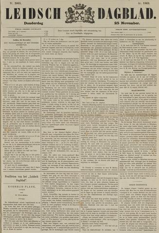 Leidsch Dagblad 1869-11-25