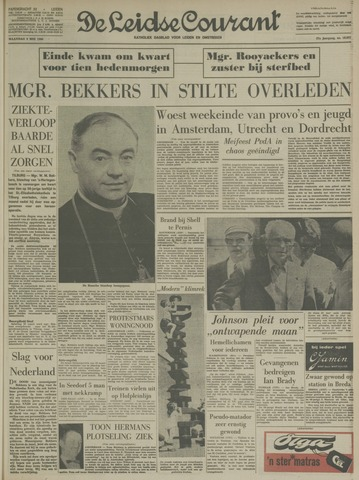 Leidse Courant 1966-05-09