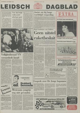 Leidsch Dagblad 1985-10-05
