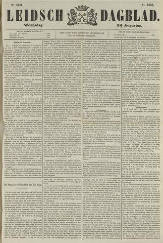Leidsch Dagblad 1870-08-24