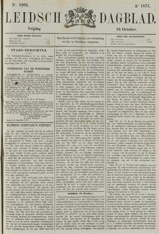Leidsch Dagblad 1873-10-24