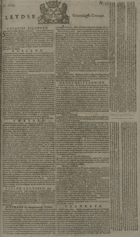 Leydse Courant 1743-05-08