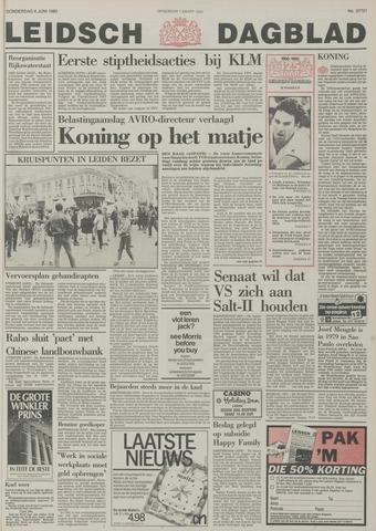 Leidsch Dagblad 1985-06-06