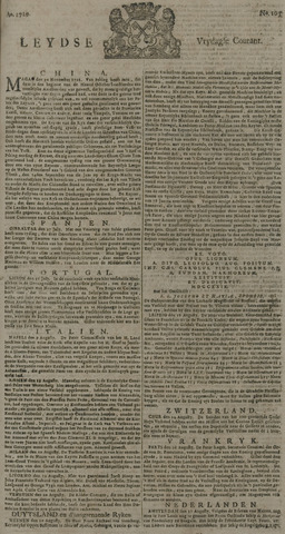 Leydse Courant 1729-09-02