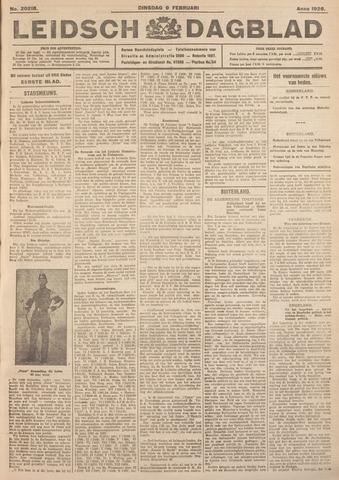 Leidsch Dagblad 1926-02-09