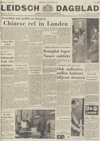 Leidsch Dagblad 1967-08-30