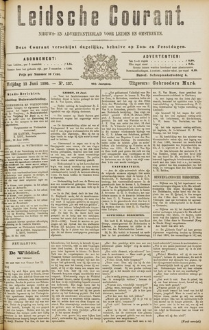 Leydse Courant 1890-06-13