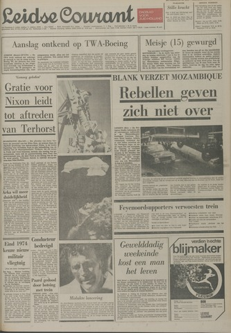 Leidse Courant 1974-09-09