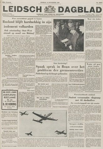 Leidsch Dagblad 1955-11-15