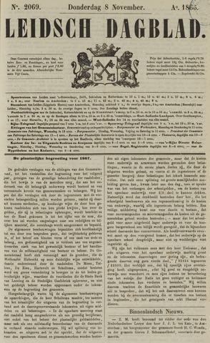 Leidsch Dagblad 1866-11-08
