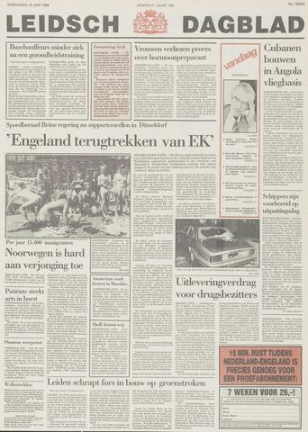 Leidsch Dagblad 1988-06-15