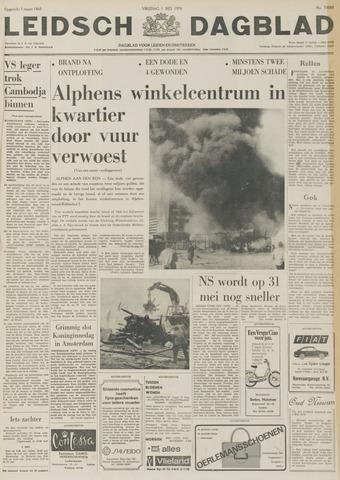 Leidsch Dagblad 1970-05-01
