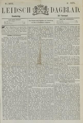 Leidsch Dagblad 1875-02-25