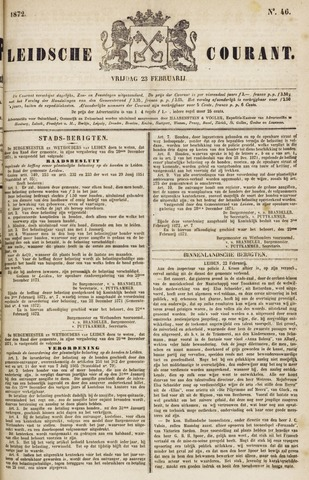Leydse Courant 1872-02-23