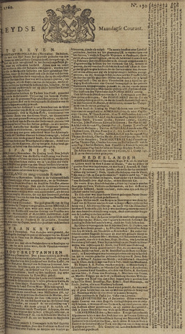 Leydse Courant 1760-12-15
