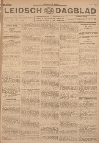 Leidsch Dagblad 1926-04-03