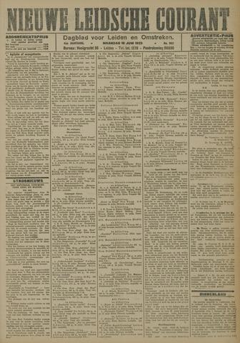 Nieuwe Leidsche Courant 1923-06-18