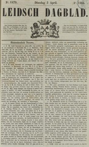Leidsch Dagblad 1866-04-03