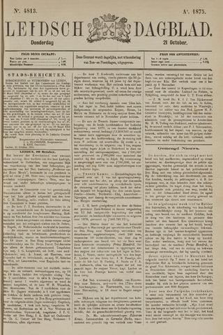 Leidsch Dagblad 1875-10-21