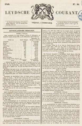 Leydse Courant 1846-02-06