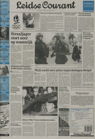 Leidse Courant 1992-02-11