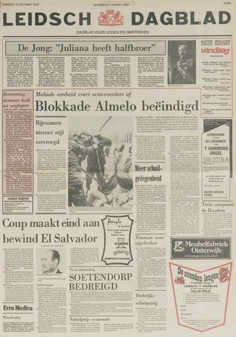 Leidsch Dagblad 1979-10-16