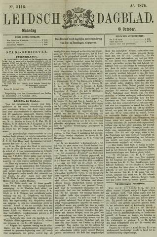 Leidsch Dagblad 1876-10-16