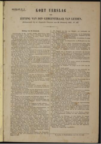 Handelingen van de Raad 1855-01-25