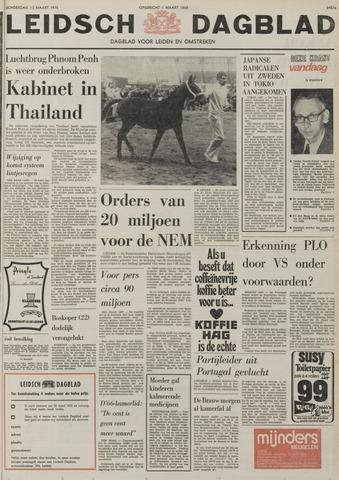 Leidsch Dagblad 1975-03-13