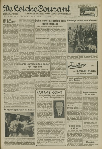 Leidse Courant 1952-06-21
