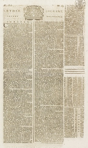 Leydse Courant 1817-02-21