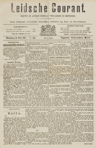 Leydse Courant 1887-06-29