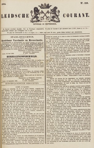 Leydse Courant 1884-09-16
