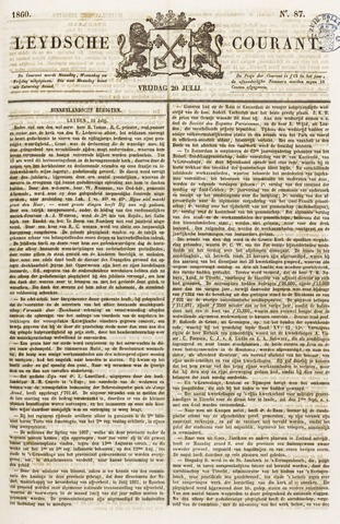 Leydse Courant 1860-07-20