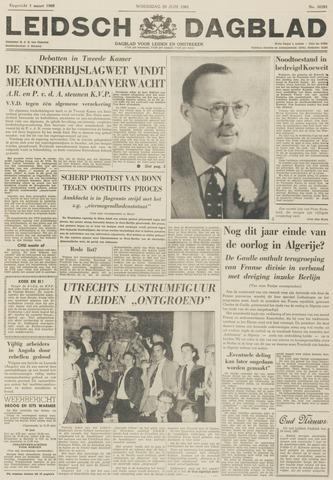 Leidsch Dagblad 1961-06-28
