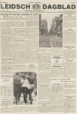 Leidsch Dagblad 1954-06-18
