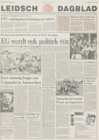 Leidsch Dagblad 1990-04-30