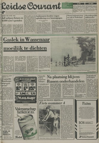 Leidse Courant 1983-07-06