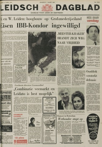 Leidsch Dagblad 1974-04-19