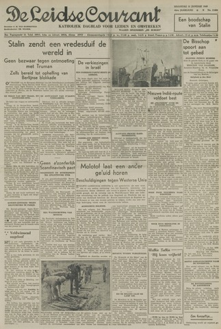 Leidse Courant 1949-01-31