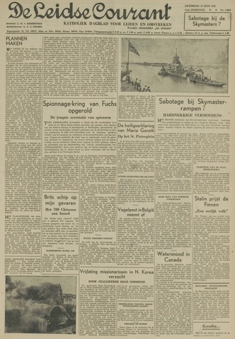 Leidse Courant 1950-06-17