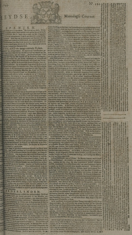 Leydse Courant 1744-10-05