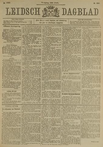 Leidsch Dagblad 1904-07-22