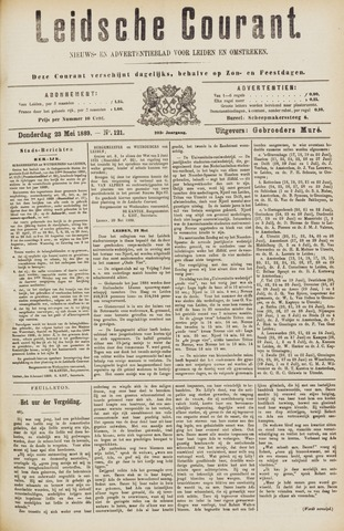 Leydse Courant 1889-05-23