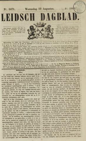 Leidsch Dagblad 1863-08-19