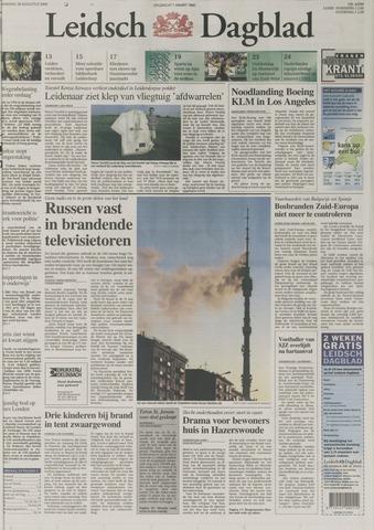 Leidsch Dagblad 2000-08-28