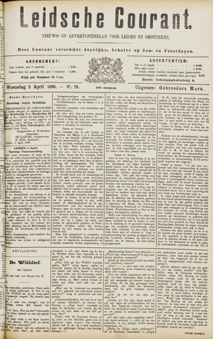 Leydse Courant 1890-04-02