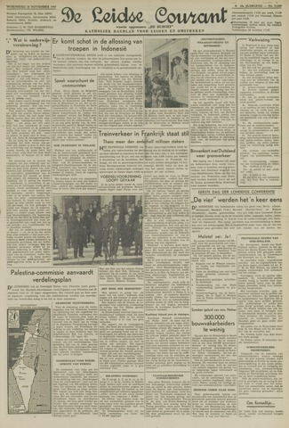 Leidse Courant 1947-11-26