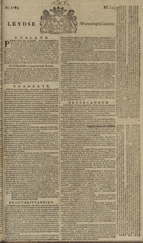 Leydse Courant 1765-09-25